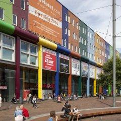 Отель easyHotel Amsterdam Arena Boulevard Нидерланды, Амстердам - 2 отзыва об отеле, цены и фото номеров - забронировать отель easyHotel Amsterdam Arena Boulevard онлайн фитнесс-зал