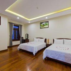 Отель Green Hill Villa Хойан сейф в номере