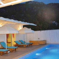 Villa Ulus Турция, Патара - отзывы, цены и фото номеров - забронировать отель Villa Ulus онлайн бассейн