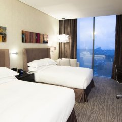 Отель Hilton Mexico City Santa Fe Мексика, Мехико - отзывы, цены и фото номеров - забронировать отель Hilton Mexico City Santa Fe онлайн фото 7