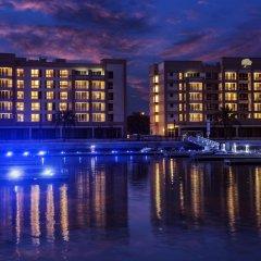 Отель Jannah Resort & Villas Ras Al Khaimah бассейн фото 2