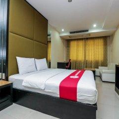 Отель Nida Rooms Bangrak 12 Bossa Бангкок сейф в номере