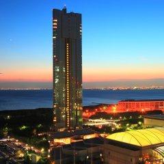Apa Hotel & Resort Tokyo Bay Makuhari Тиба пляж