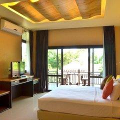 Отель Palm Leaf Resort Koh Tao комната для гостей фото 3