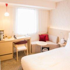 Отель Nishitetsu Croom Hakata Хаката комната для гостей