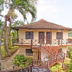 Отель Pure Garden Resort Negril балкон