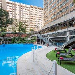 Отель The Level at Melia Castilla бассейн фото 3
