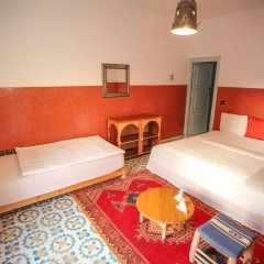 Отель Maison d'Hôtes Dar Farhana Марокко, Уарзазат - отзывы, цены и фото номеров - забронировать отель Maison d'Hôtes Dar Farhana онлайн комната для гостей фото 2