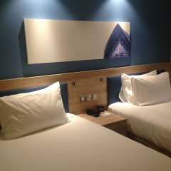 Отель Hampton by Hilton Glasgow Central комната для гостей фото 2