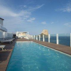 Отель RealRent Bahía de Calpe бассейн