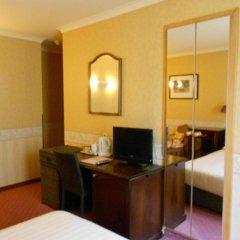 Отель Bryghia Hotel Бельгия, Брюгге - отзывы, цены и фото номеров - забронировать отель Bryghia Hotel онлайн удобства в номере фото 2