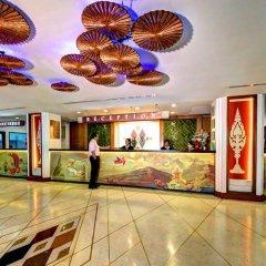 Отель Dang Derm Бангкок интерьер отеля фото 2