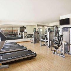 Отель Hilton Colombo Residence фитнесс-зал