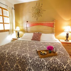 The Bungalows Hotel Педрегал комната для гостей фото 5