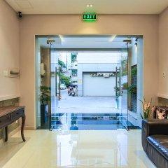 Отель Hoang Lan Hotel Вьетнам, Хошимин - отзывы, цены и фото номеров - забронировать отель Hoang Lan Hotel онлайн комната для гостей фото 5