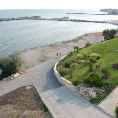 Отель White Lagoon Болгария, Балчик - отзывы, цены и фото номеров - забронировать отель White Lagoon онлайн пляж фото 2