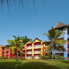 Отель Caribe Club Princess Beach Resort and Spa - Все включено Доминикана, Пунта Кана - 13 отзывов об отеле, цены и фото номеров - забронировать отель Caribe Club Princess Beach Resort and Spa - Все включено онлайн вид на фасад