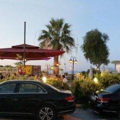 Rooms Smart Luxury Hotel & Beach Чешме парковка