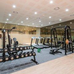 ENA Suite Hotel Namdaemun фитнесс-зал фото 3