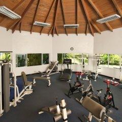Отель Ocean Blue & Beach Resort - Все включено Доминикана, Пунта Кана - 8 отзывов об отеле, цены и фото номеров - забронировать отель Ocean Blue & Beach Resort - Все включено онлайн фитнесс-зал
