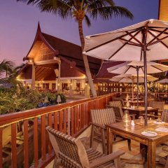 Отель Novotel Phuket Resort балкон
