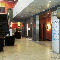 Отель Vicenza Tiepolo Италия, Виченца - отзывы, цены и фото номеров - забронировать отель Vicenza Tiepolo онлайн интерьер отеля