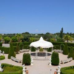 Отель Sangiorgio Resort & Spa Кутрофьяно приотельная территория