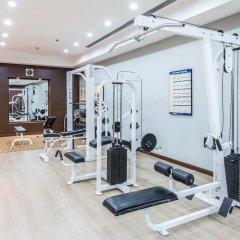 Отель Arnoma Grand Таиланд, Бангкок - 1 отзыв об отеле, цены и фото номеров - забронировать отель Arnoma Grand онлайн фитнесс-зал