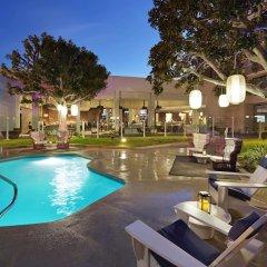 Отель MDR Marina del Rey - a DoubleTree by Hilton США, Лос-Анджелес - отзывы, цены и фото номеров - забронировать отель MDR Marina del Rey - a DoubleTree by Hilton онлайн бассейн фото 3
