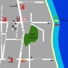 Отель Alia Home Sanur Индонезия, Бали - отзывы, цены и фото номеров - забронировать отель Alia Home Sanur онлайн парковка