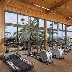 Maritim Hotel Tenerife фитнесс-зал