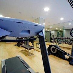 Отель Eurostars Das Letras фитнесс-зал фото 2