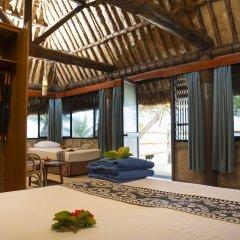 Отель Beachcomber Island Resort Фиджи, Остров Баунти - отзывы, цены и фото номеров - забронировать отель Beachcomber Island Resort онлайн комната для гостей фото 5