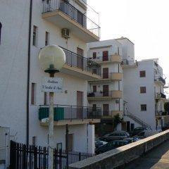 Отель Taormina a mare Джардини Наксос вид на фасад