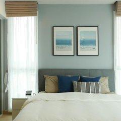 Отель Cetus Beachfront Condo By Pong Паттайя комната для гостей фото 2