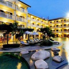 Отель Thara Patong Beach Resort & Spa Таиланд, Пхукет - 7 отзывов об отеле, цены и фото номеров - забронировать отель Thara Patong Beach Resort & Spa онлайн приотельная территория