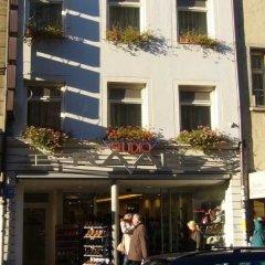 Отель Atlanta Германия, Мюнхен - 1 отзыв об отеле, цены и фото номеров - забронировать отель Atlanta онлайн вид на фасад