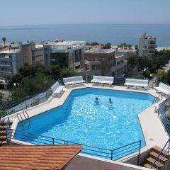 Emmantina Hotel бассейн фото 2