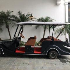 Отель Silk Path Grand Resort & Spa Sapa городской автобус