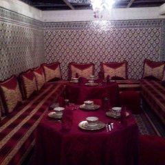 Hotel Moroccan House питание