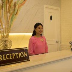 Cherish Central Hotel & Apartment интерьер отеля фото 2