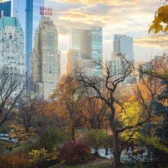 Отель JW Marriott Essex House New York США, Нью-Йорк - 8 отзывов об отеле, цены и фото номеров - забронировать отель JW Marriott Essex House New York онлайн фото 2