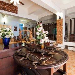 Отель Yotaka Boutique Бангкок интерьер отеля