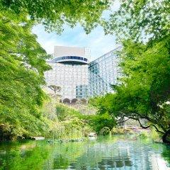 Отель New Otani Tokyo Токио приотельная территория фото 2