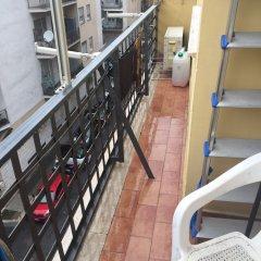 Отель Rome By Bike балкон
