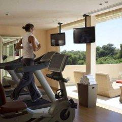 Отель The Margi Афины фитнесс-зал фото 3