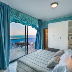 Hotel Ras Гаттео-а-Маре балкон
