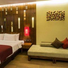 Отель Ao Nang Phu Pi Maan Resort & Spa комната для гостей фото 4