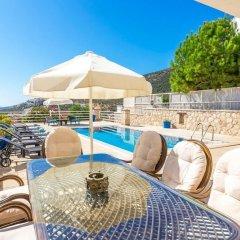 Villa Kiziltas 2 Турция, Калкан - отзывы, цены и фото номеров - забронировать отель Villa Kiziltas 2 онлайн бассейн