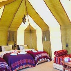 Отель Sahara Royal Camp Марокко, Мерзуга - отзывы, цены и фото номеров - забронировать отель Sahara Royal Camp онлайн комната для гостей фото 4